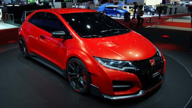 2015 Honda Civic Si Type R in USA red color Release Date