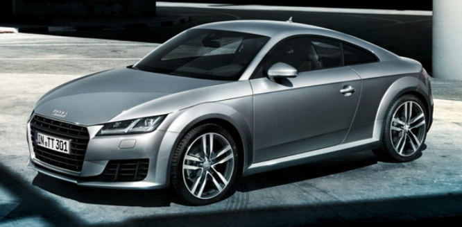 2015 Audi TT Coupe Redesign on sale