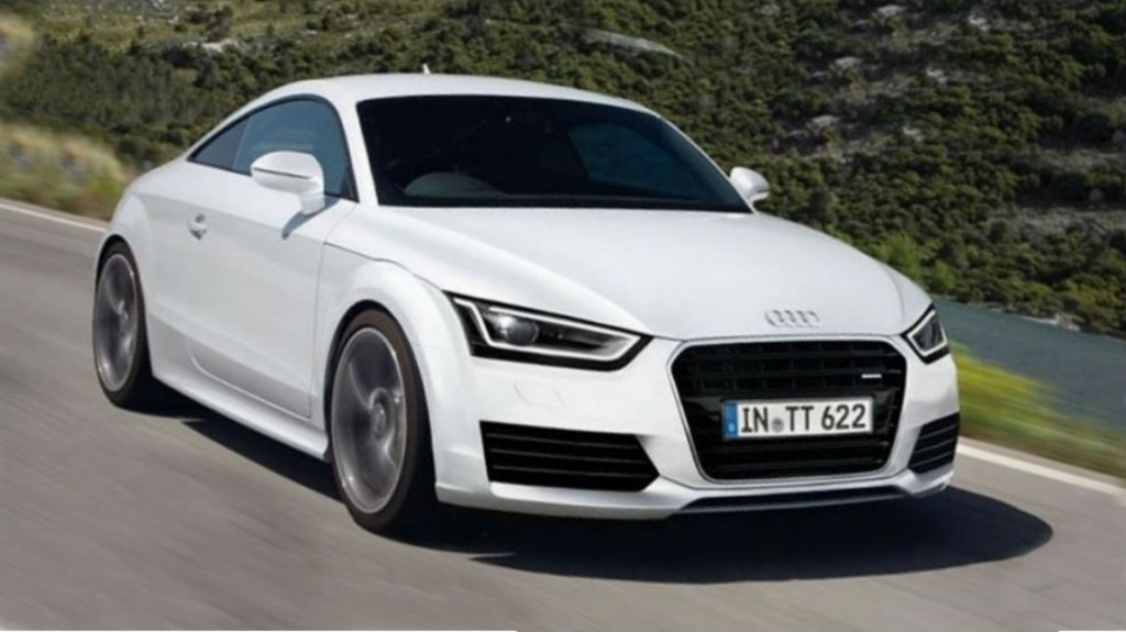 2015 Audi TT Coupe Redesign release date