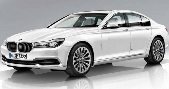 2016 BMW 7 Series Release Date