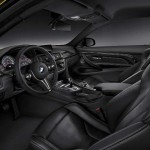 2015 BMW M4 interior design