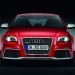 New 2016 Audi RS3 Sportback exterior design 3