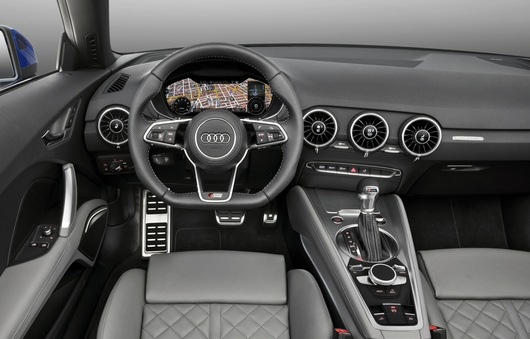 more info about 2016 audi tt changes release date price. Black Bedroom Furniture Sets. Home Design Ideas