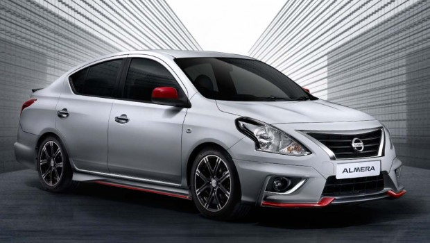 2015 Nissan Almera Facelift review