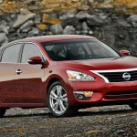 2015 Nissan Altima Price red color