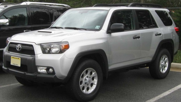 Toyota 4Runner Best 7 Seater Mid Size SUV 2015