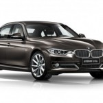 2015 BMW 3 Series exterior with black color