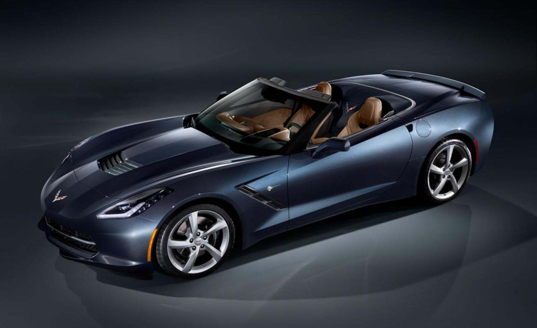 2015 Chevrolet Corvette Stingray convertible awesome car picture