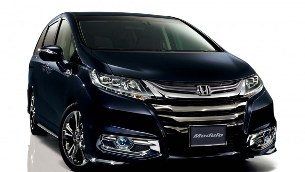 2015 Honda Odyssey Minivan awesome hd car picture