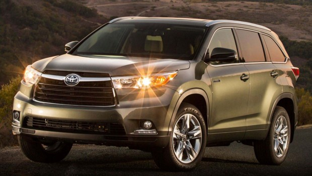 2015 Toyota Highlander awesome SUV car picture