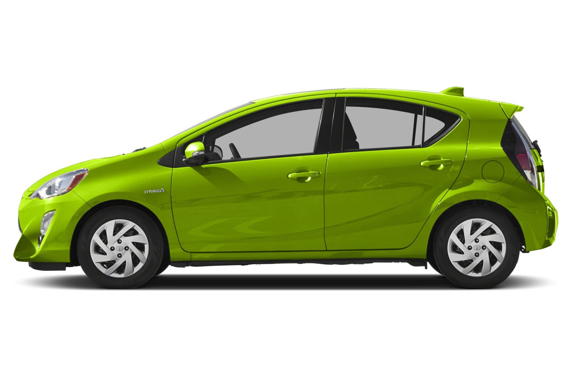 2017 Toyota Prius Green Car Hd Awesome Picture