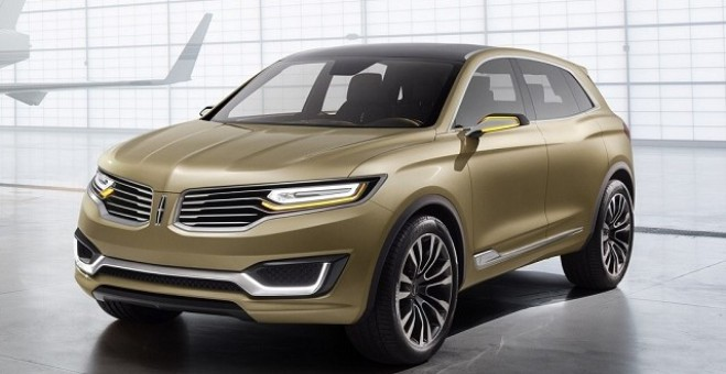 2016 Lincoln MKX review price release date