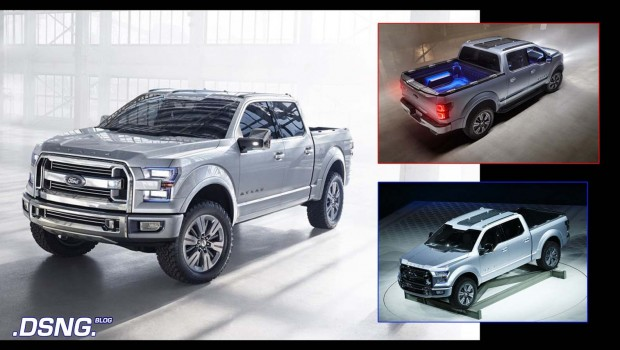 2016 Ford Atlas Price and Design
