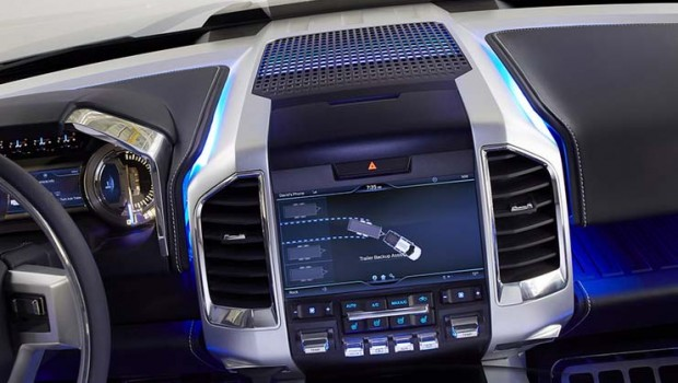 2016 Ford Atlas driver seat