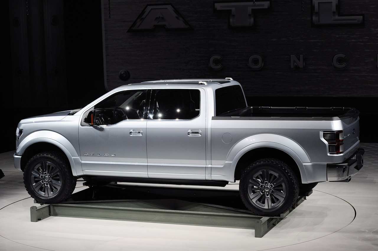 The 2016 Ford Atlas Price and Design Review | Car Awesome