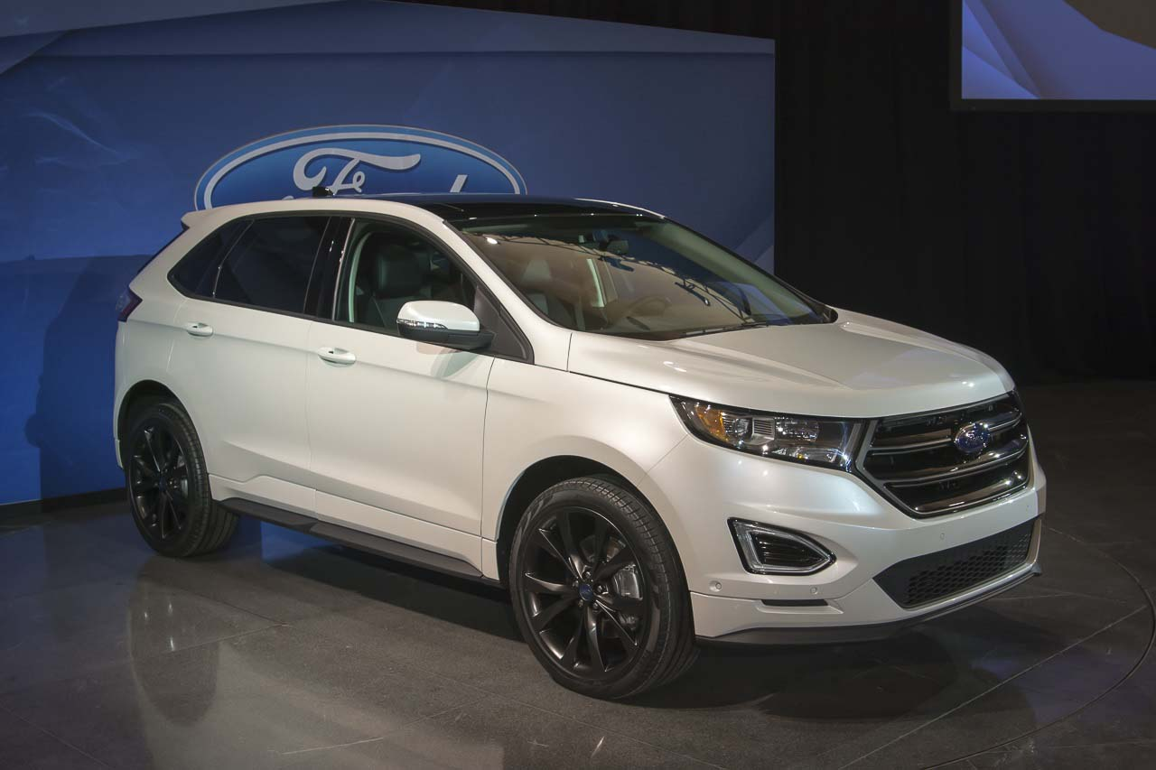 2016 ford edge price and release date car awesome. Black Bedroom Furniture Sets. Home Design Ideas