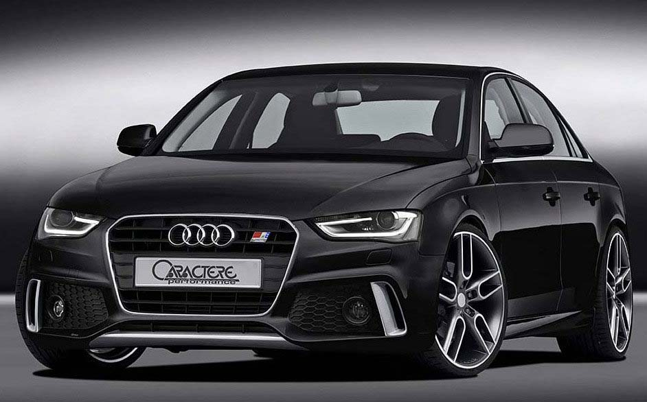2016 Audi A4 TDI specification and review