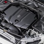 2016 Mercedes C Class Coupe Engine