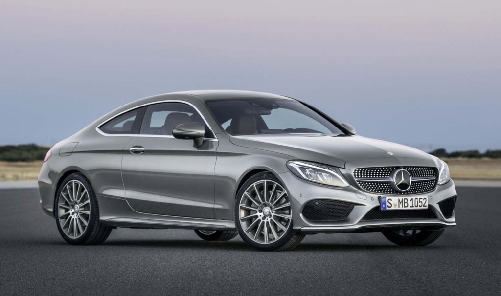 2016 Mercedes C Class Coupe specifications review
