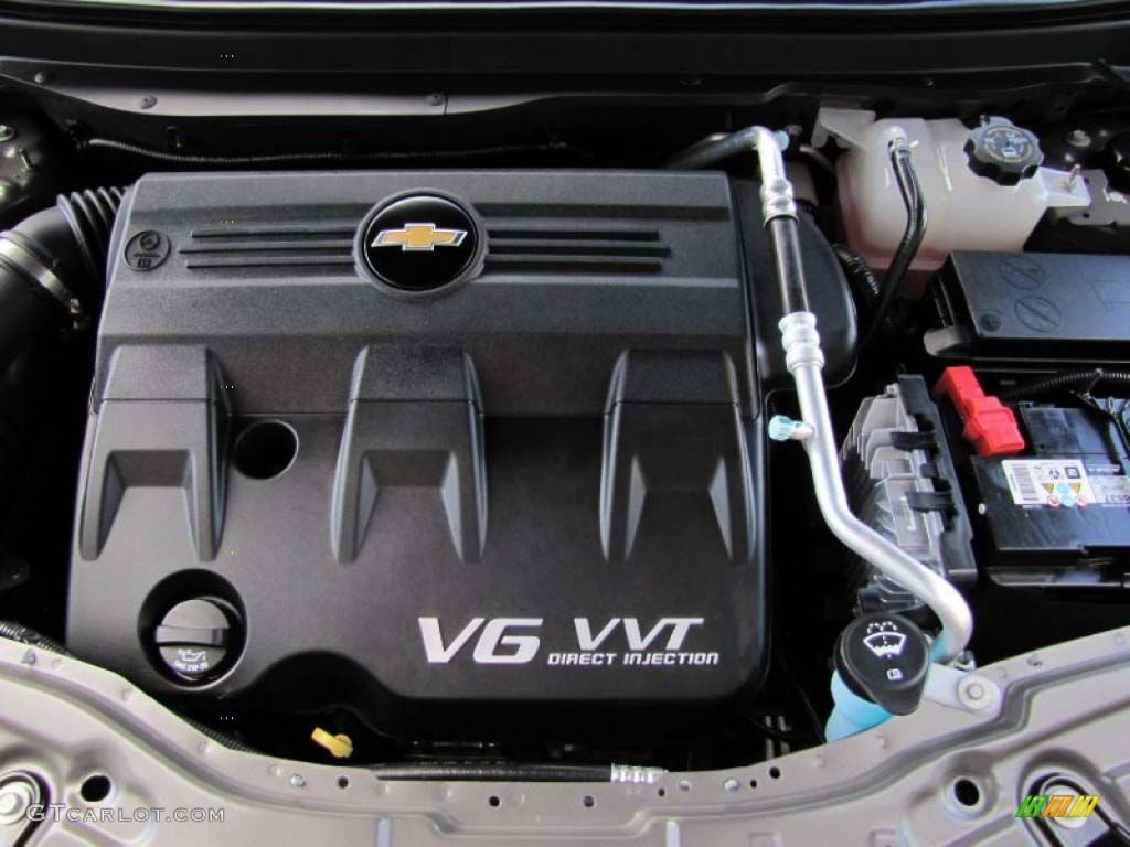 2016 chevrolet captiva engine