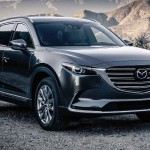New 2016 Mazda CX-9 Review Mazda 7 Seater SUV exterior