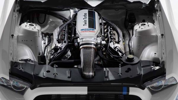 2017 Ford Mustang Shelby GT500 engine as illustration for 2017 Shelby Gt350 engine