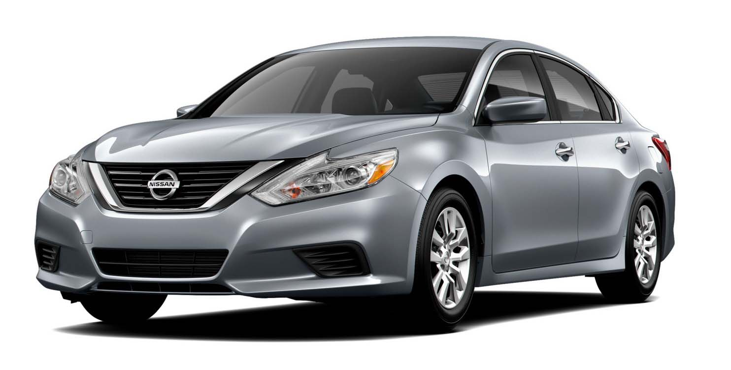 2017 Nissan Altima grey review & price