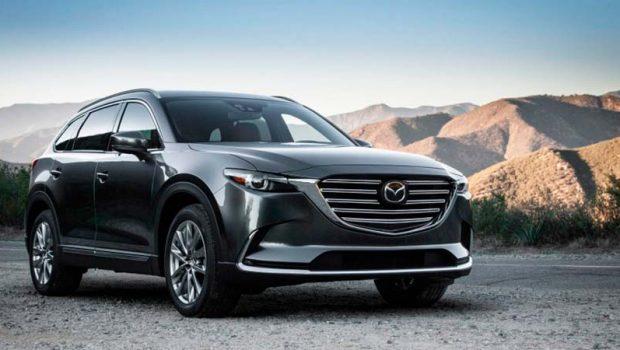 2017 Mazda CX9 picture