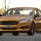 2016 Ford Falcon XR8 Sprint review, price, specs, 0-60 mph