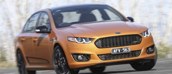 2016 Ford Falcon XR8 Sprint picture 0-60 mph review