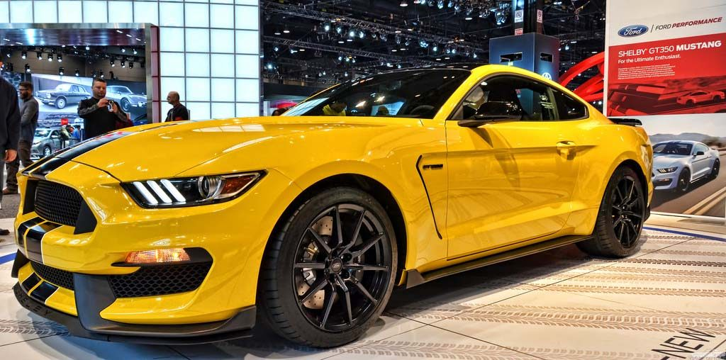 2016 Ford Mustang Shelby GT350 Ole Yeller review 0-60mph exterior