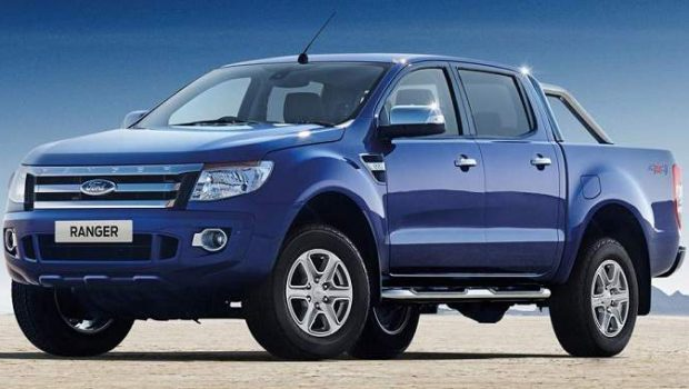 2017 Ford Ranger F-100 exterior specs review
