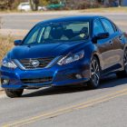 2017 Nissan Altima 0-60 Acceleration Performance Review