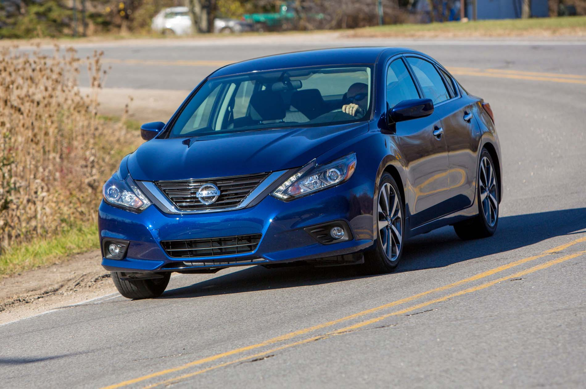 2017 Nissan Altima 0-60 speed acceleration review